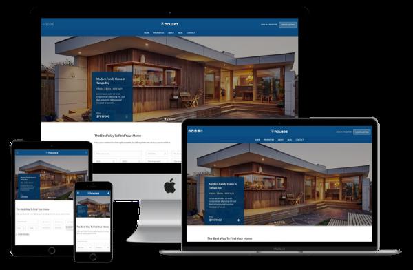 strony internetowe dla biur nieruchomości